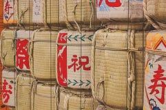 Japanse stijl Stock Foto