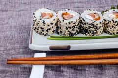 Japanse sush stock fotografie