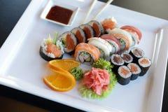 Japanse sushi Royalty-vrije Stock Foto