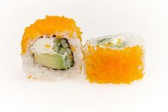 Japanse Sushibroodjes Royalty-vrije Stock Foto