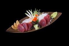 Japanse sushisashimi Stock Afbeeldingen