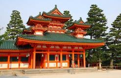 Japanse Tempel Royalty-vrije Stock Afbeelding