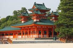 Japanse Tempel Stock Afbeeldingen