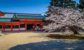 Japanse Tempel Stock Fotografie