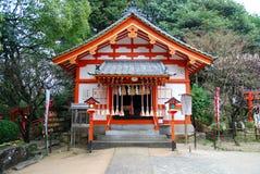 Japanse Tempel Royalty-vrije Stock Foto