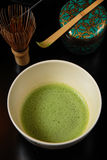 Japanse theeceremonie Royalty-vrije Stock Foto