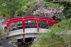 Japanse Tuin 2 Stock Afbeeldingen