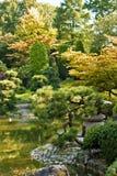Japanse Tuin Stock Afbeeldingen
