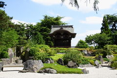 Japanse Tuin Kew Stock Fotografie