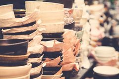 Japanse voedselkommen voor verkoop royalty-vrije stock foto