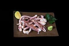 Japanse voedseloctopus Stock Afbeeldingen