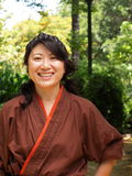 Japanse vrouwen Stock Fotografie