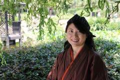 Japanse vrouwen Royalty-vrije Stock Afbeeldingen