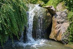 Japanse waterval royalty-vrije stock foto
