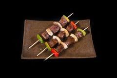 Japanse yaki van voedseltorussen Stock Foto