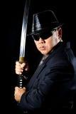 Japanse Yakuza royalty-vrije stock afbeeldingen