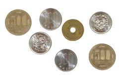 Japanse Yen Royalty-vrije Stock Afbeeldingen