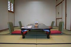 Japanse Zaal Stock Afbeelding