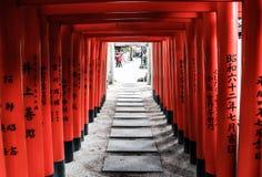Japanses shrine Stock Images