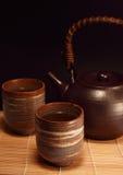 japanses teapot Στοκ εικόνες με δικαίωμα ελεύθερης χρήσης