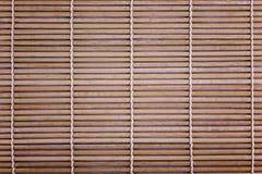 Japansk bambubakgrund Royaltyfria Bilder