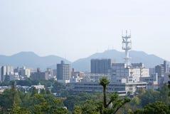 japansk bosättning Arkivbilder