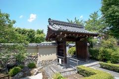 Japansk byggnad Arkivbilder