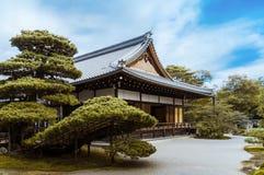Japansk kloster Royaltyfri Fotografi
