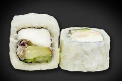 Japansk kokkonst stock illustrationer