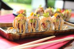Japansk kokkonst Royaltyfri Fotografi