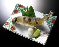 Japansk kokkonst Arkivbild