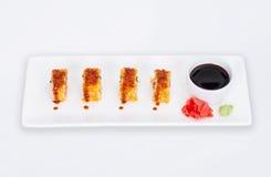 Japansk kokkonst Royaltyfri Foto