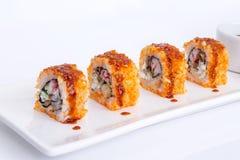 Japansk kokkonst Royaltyfri Bild