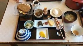 Japansk kokkonst fotografering för bildbyråer