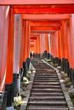 japansk landmark arkivbild