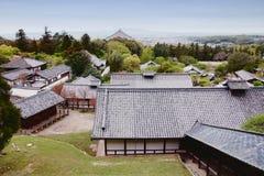 japansk landmark arkivfoto