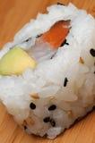 japansk maki arkivfoton