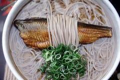 Japansk mat Fotografering för Bildbyråer