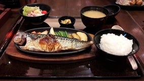 Japansk mat Arkivbilder