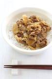 Japansk maträtt Royaltyfria Foton