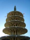 japansk pagoda Arkivfoton