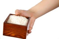 japansk rice Royaltyfria Bilder