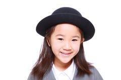 japansk schoolgirl Fotografering för Bildbyråer