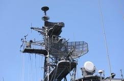 Japansk själv - skepp för krig för marin för försvarstyrka Royaltyfri Bild