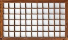 japansk slutarestormstil Fotografering för Bildbyråer