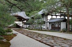 japansk stil arkivfoto