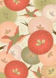 japansk stil Arkivbild
