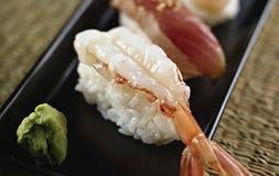 Japansk sushi Royaltyfria Bilder