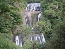 japansk vattenfall Royaltyfri Fotografi