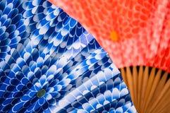 Japansk vikningfanbakgrund Royaltyfria Foton
